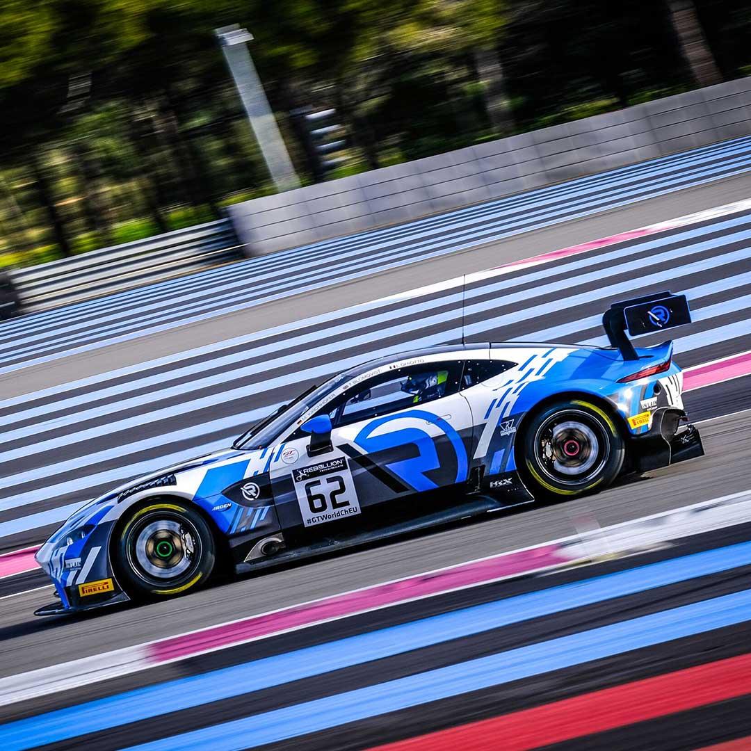 DTM Trophy: Walkenhorst Motorsport beendet Training auf