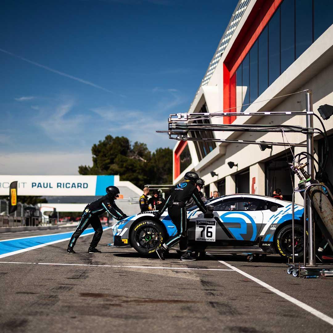 R-Motorsport 2020 Livery